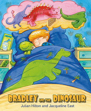 Bradley and the Dinosaur 2