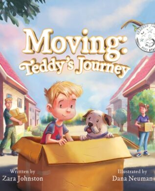 Moving Teddy's Journey Cover